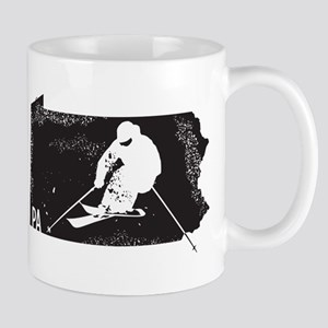 Ski Pennsylvania Mug