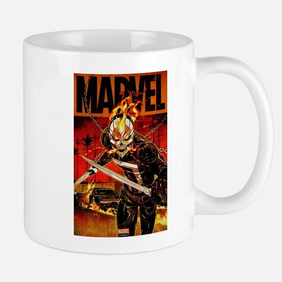Ghost Rider Marvel Mug
