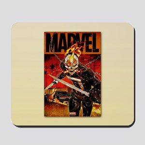 Ghost Rider Marvel Mousepad