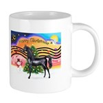 Christmas Music 2 = Black Arabian Horse 20 oz
