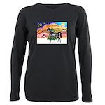 Christmas Music 2 = Black Arabian Horse Plus S