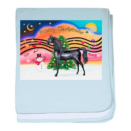 Christmas Music 2 = Black Arabian Horse.png baby b