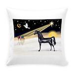 Three Wise Men - Black Arabian Horse Everyday