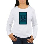 Death Tarot Women's Long Sleeve T-Shirt
