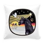 3 Wise Men -Arabian Horse (blk) - round Everyd