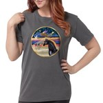 Xmas Star / Arabian Horse (bl Womens Comfort Color