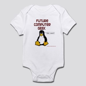 Future Computer Geek<br> Infant Bodysuit