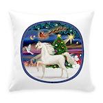 Christmas Magic - White Arabian Horse Everyday