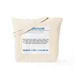 Gangstalking Awareness Tote Bag