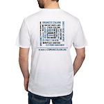 Gangstalking Awareness T-Shirt - Fitted