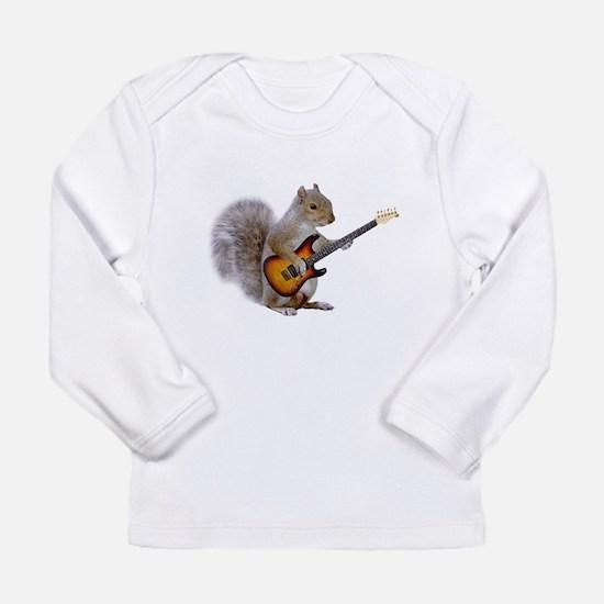 Cute Cool Long Sleeve Infant T-Shirt
