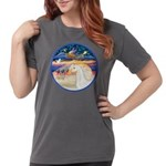 XmsStr/Horse (W2) Womens Comfort Colors Shirt