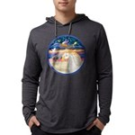 XmsStr/Horse (W2) Mens Hooded Shirt