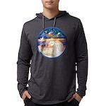 XmsStr/Horse (W2) Mens Hooded Shirt
