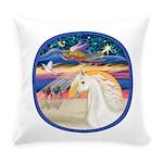 XmsStr/Horse (W2) Everyday Pillow