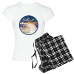 XmsStr/Horse (W2) Women's Light Pajamas