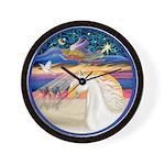 XmsStr/Horse (W2) Wall Clock