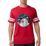 XmasMagic/Arabian Horse (W) Mens Football Shirt