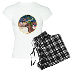 ORN-XmasMagic-ArabianHorse Pajamas