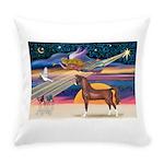 Christmas Star - Brown Arabian Horse Everyday