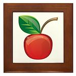 Cherry Framed Tile