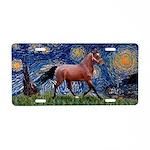 LIC-Starrynight-Horse-=brown-Lightening Alumin
