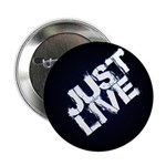 "Just Live 2.25"" Button (10 Pack)"