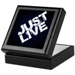 just live Keepsake Box