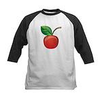 Cherry Kids Baseball Jersey