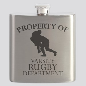 Varsity Rugby Department Flask