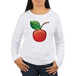 Cherry Women's Long Sleeve T-Shirt