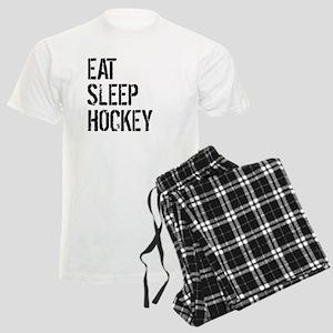 Eat Sleep Hockey Pajamas