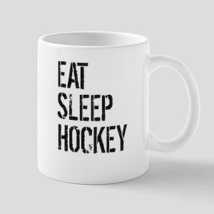 Eat Sleep Hockey Mugs