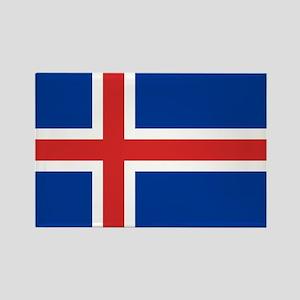 Iceland Flag Magnets