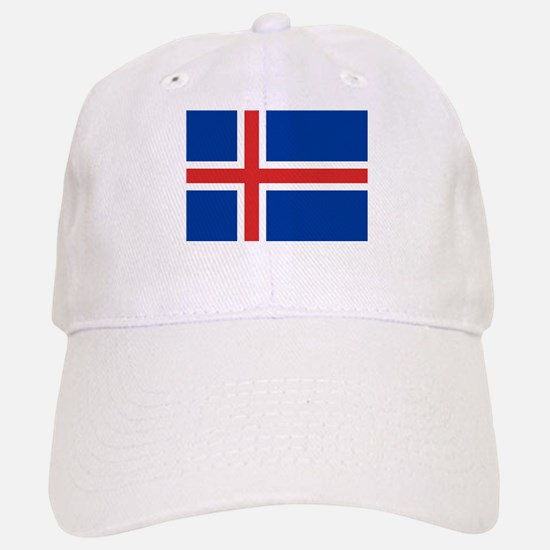 Iceland Flag Baseball Baseball Baseball Cap