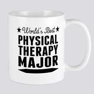 World's Best Physical Therapy Major Mugs