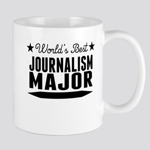 World's Best Journalism Major Mugs