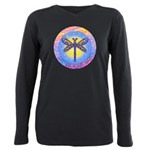 R-LGLG-Dragonfly-sun-border1 Plus Size Long Sleeve