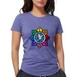LET GO 2 Womens Tri-blend T-Shirt