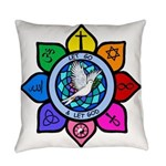 LET GO 2 Everyday Pillow