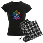 LET GO 2 Women's Dark Pajamas