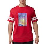 T-LGLG-Dove-World Mens Football Shirt