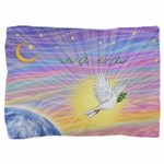 T-LGLG-Dove-World Pillow Sham