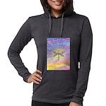 LGLG-Dragonfly-multi-8x10 Womens Hooded Shirt