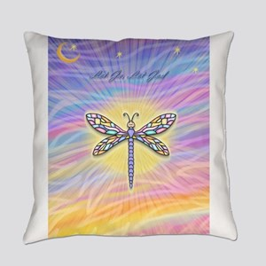 LGLG-Dragonfly-multi-8x10 Everyday Pillow