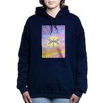 LGLG-Dragonfly-multi-8x10 Women's Hooded Sweatshir