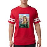 TILE-Mermaid by JBF Mens Football Shirt