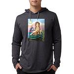 TILE-Mermaid by JBF Mens Hooded Shirt