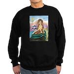 TILE-Mermaid by JBF Sweatshirt (dark)