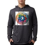 Many Paths to One God Mens Hooded Shirt